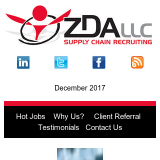 Our Top Job Search Tips from 2017 for Supply Chain Professionals